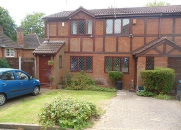 Thumbnail 2 bed terraced house to rent in Park Mews, Selly Oak, Birmingham