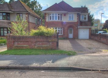Thumbnail 6 bed detached house for sale in Hood Road, Southampton