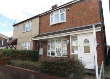 Thumbnail 3 bed semi-detached house for sale in King Street, Bradley, Bilston