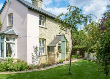 Thumbnail 5 bedroom detached house for sale in Orchard Street, Stow-Cum-Quy, Cambridge
