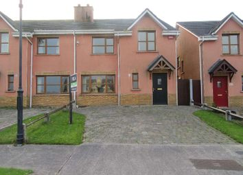 Thumbnail 4 bed semi-detached house for sale in 84 Pairc Na Mblath, Ballinroad, Dungarvan, Waterford
