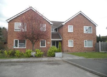 Thumbnail 1 bed flat to rent in Blackthorn Close, Huntington, Chester
