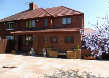 Thumbnail 4 bed semi-detached house for sale in Rockley Avenue, Birdwell Barnsley
