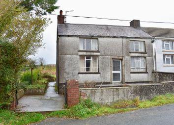 Thumbnail 2 bed cottage for sale in Heol Yr Ysgol, Cefneithin, Llanelli