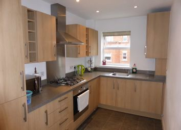 Thumbnail 2 bed flat to rent in Bramley Hill, Ipswich