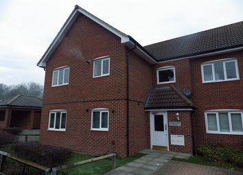 Thumbnail 2 bedroom flat for sale in Coote Close, Binfield