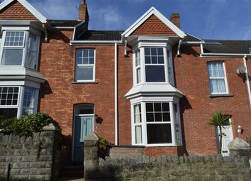 Thumbnail 4 bedroom terraced house for sale in Oakland Road, Mumbles, Swansea