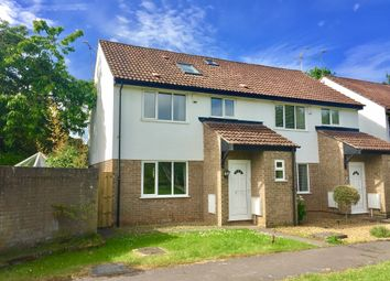 Thumbnail 4 bed semi-detached house for sale in Templar Road, Yate, Bristol