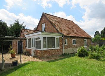 Thumbnail 3 bedroom bungalow for sale in Middlemarch Road, Toftwood, Dereham