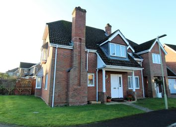 Thumbnail 3 bed semi-detached house for sale in Marden Way, Petersfield, Hampshire