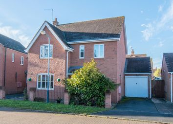 Thumbnail 4 bed detached house for sale in Pippin Close, Bidford-On-Avon, Alcester