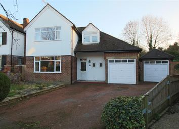 Thumbnail 3 bed detached house for sale in Old Park Road South, Enfield