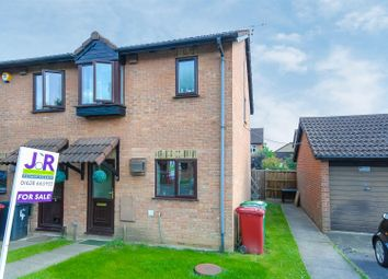 Thumbnail 2 bed end terrace house for sale in Lochinvar Close, Cippenham