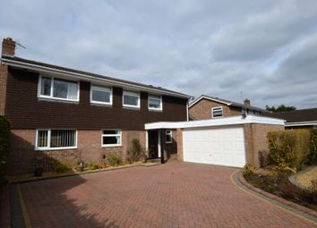 Thumbnail 4 bed detached house for sale in Berkley Drive, Belgrave Park, Chester