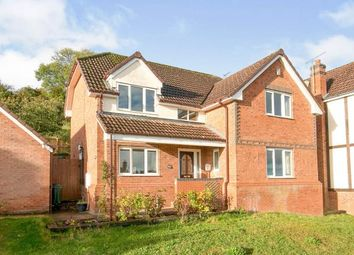 Thumbnail 4 bed detached house for sale in Coed Y Fron, Holywell, Flintshire, North Wales