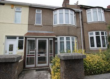 Thumbnail 3 bed terraced house to rent in Ridge Park Avenue, Mutley, Plymouth
