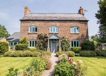 Thumbnail 5 bed detached house for sale in Wormelow, Hereford