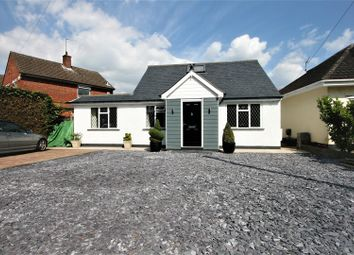 Thumbnail 4 bed detached bungalow for sale in The Crescent, Bricket Wood, St. Albans