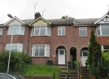 Thumbnail 3 bedroom terraced house for sale in Cowper Street, Luton