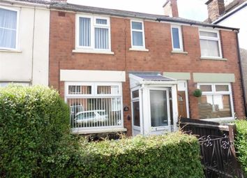 Thumbnail 2 bedroom terraced house for sale in Bowling Green Road, Hinckley