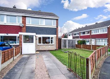 Thumbnail 3 bed semi-detached house for sale in Anson Road, Great Wyrley, Walsall