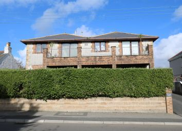 Thumbnail 2 bed flat for sale in Treloggan Road, Newquay