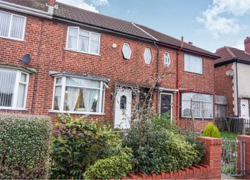Thumbnail 3 bed terraced house for sale in Stowell Road, Kingstanding