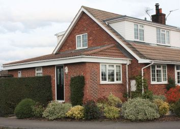 Thumbnail 4 bed semi-detached house for sale in The Croft, Sheriff Hutton, York
