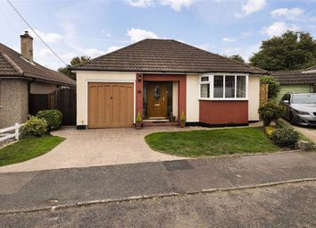 Thumbnail 2 bed detached bungalow for sale in Nutley Close, Hextable, Swanley