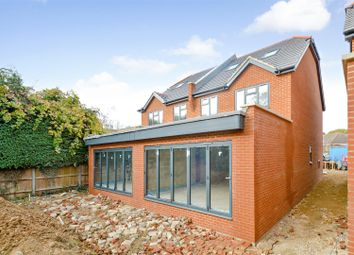 Thumbnail 4 bed semi-detached house for sale in Maidstone Road, Rainham, Gillingham