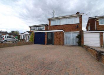 Baccara Grove, Bletchley, Milton Keynes, Buckinghamshire MK2. 3 bed detached house for sale