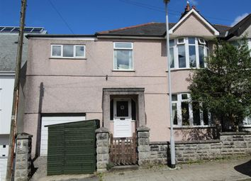 Thumbnail 4 bedroom semi-detached house for sale in Brynmoor Park, Higher Compton, Plymouth