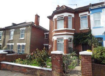 Thumbnail 2 bed flat for sale in Westridge Road, Southampton