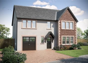 Thumbnail 4 bed detached house for sale in Linden Park, Temple Sowerby, Penrith