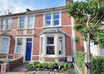 Thumbnail 3 bed terraced house for sale in Manor Road, Bishopston, Bristol