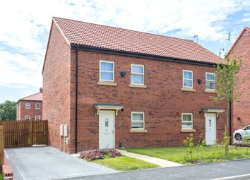 Thumbnail 3 bedroom semi-detached house for sale in Asket Drive, Leeds, West Yorkshire