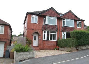 Thumbnail 3 bed semi-detached house for sale in Chamberlain Avenue, Penkhull, Stoke-On-Trent