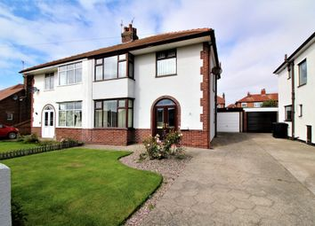 Thumbnail 3 bed semi-detached house for sale in Teviot Avenue, Fleetwood