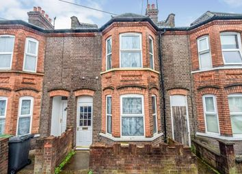 Thumbnail 3 bed terraced house for sale in Dale Road, Luton, Bedfordshire, England