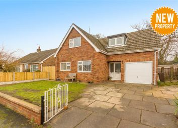 Thumbnail 4 bedroom detached house for sale in Overdale Avenue, Mynydd Isa, Mold
