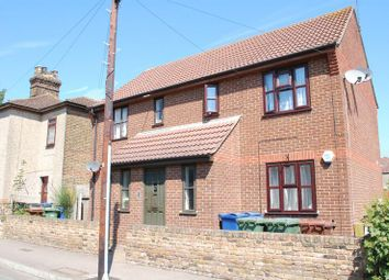 Thumbnail 1 bed flat to rent in Grove Road, Grays