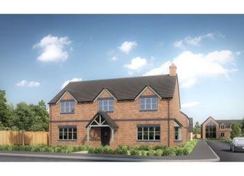Thumbnail 5 bed detached house for sale in Plot 1 52 Sutton Lane, Sutton In The Elms, Broughton Ashley
