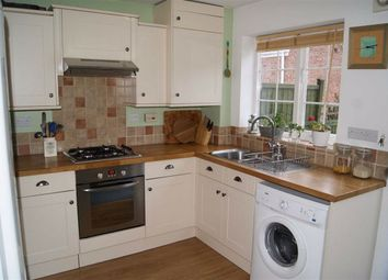 Thumbnail 2 bed town house to rent in Belgrave Close, Belper