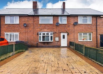 Thumbnail 3 bed terraced house for sale in Clifton Street, Brampton, Chesterfield