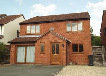 Thumbnail 4 bed property to rent in St. Michaels Close, Evesham