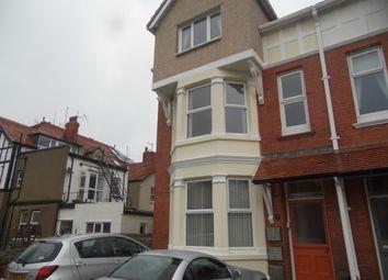Thumbnail 2 bedroom flat to rent in Harcourt Road, Llandudno