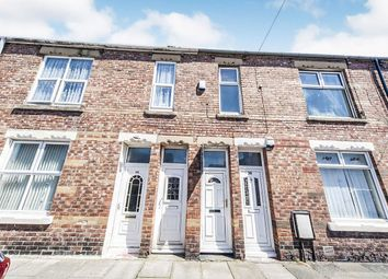 Thumbnail 3 bedroom flat for sale in Eccleston Road, South Shields