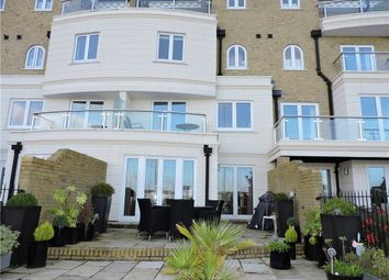 Thumbnail 4 bed terraced house for sale in Hamilton Quay, Eastbourne, East Sussex