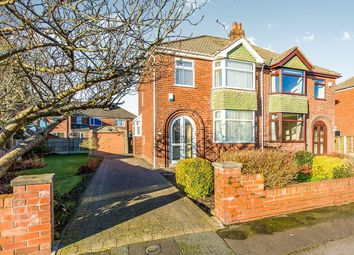 Thumbnail 3 bed semi-detached house for sale in Thorngate, Penwortham, Preston
