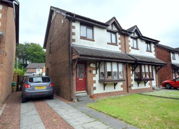 Thumbnail 3 bed semi-detached house for sale in Ardfern Road, Airdrie, North Lanarkshire